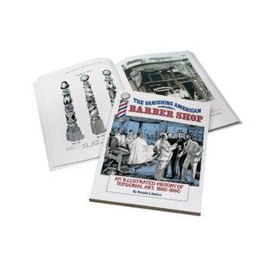 The Vanishing American  Barber Shop Book