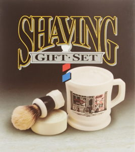 Marvy Shaving Gift Set  Contains Mug, Brush,  Soap