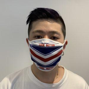 MARVY JAPAN FACE MASK WHITE