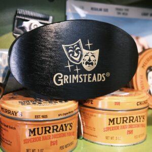 【業販/店販5個セット】GRIMSTEADS PERM STYLING  FBRUSH パーマスタイリングブラシ フェードブラシ ヒゲブラシ